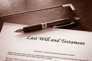Last wills and testaments in louisiana