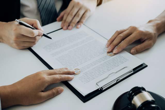 Divorce lawyer in bossier city